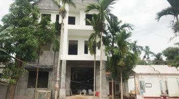 Thi công Biệt thự nhà vườn tại Quảng Nam