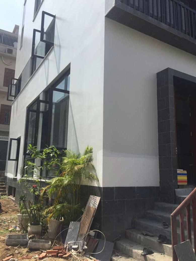 Thi công nội thất biệt thự trọn gói tại Him Lam – Quận 7