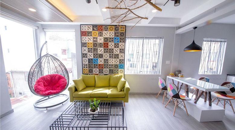 Thiết kế nội thất chung cư hiện đại đẹp như mơ tại Đà Lạt