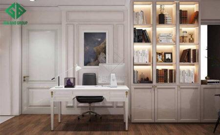 Thiết kế nội thất căn hộ chung cư cao cấp Duplex – Vista
