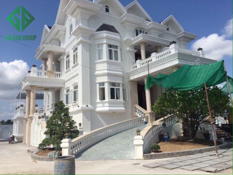 Biệt thự căn hộ - Anh Ba Huân