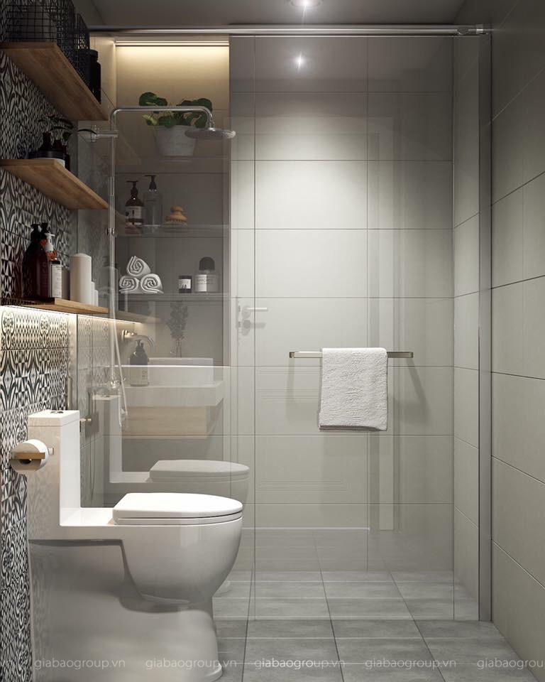 Thiết kế nội thất căn hộ Everrich infinity