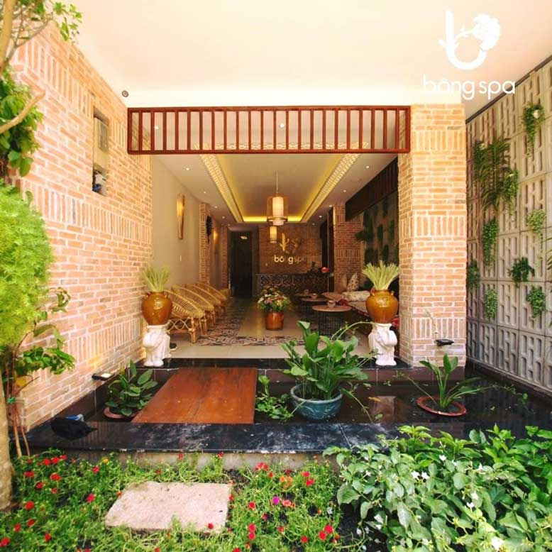 Thiết kế thi công nội thất spa đảm bảo cả yêu cầu thẩm mỹ và công năng sử dụng