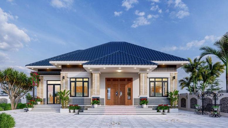 Những ưu điểm khi thiết kế biệt thự nhà vườn đẹp
