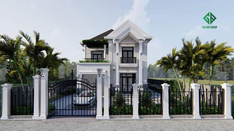 Chi phí thiết kế biệt thự vườn thường rất nhiều