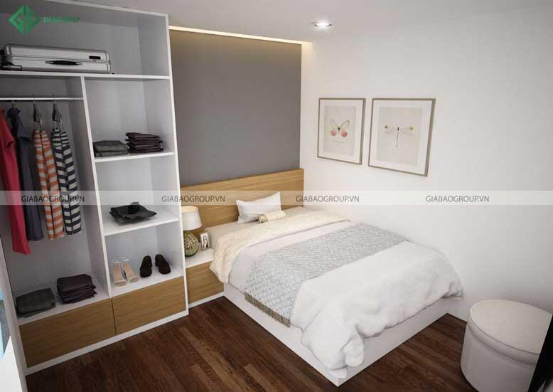 Cách sắp xếp phỏng ngủ đơn giản và sang trọng trong thiết kế nội thất biệt thự mái thái