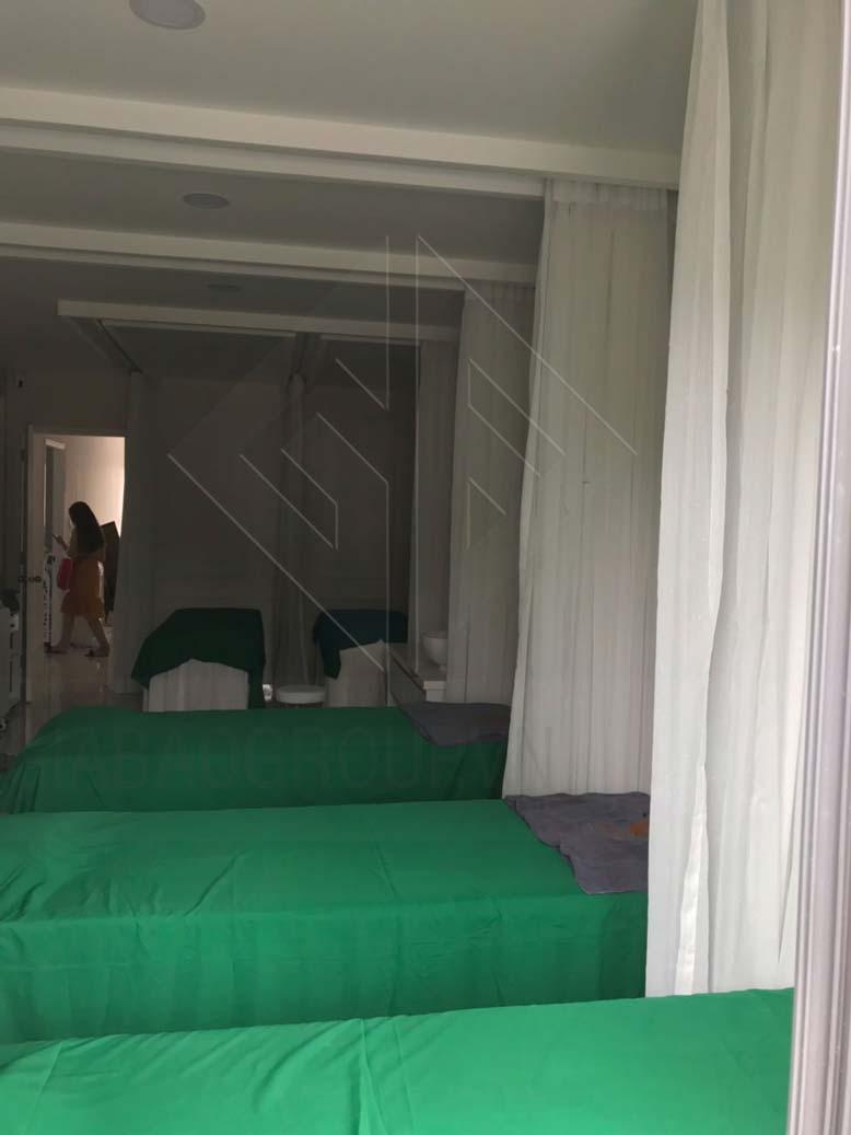 Phòng làm đẹp của spa Aura