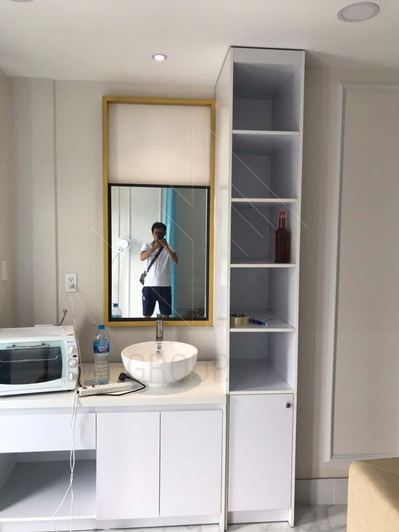 Phòng vệ sinh spa