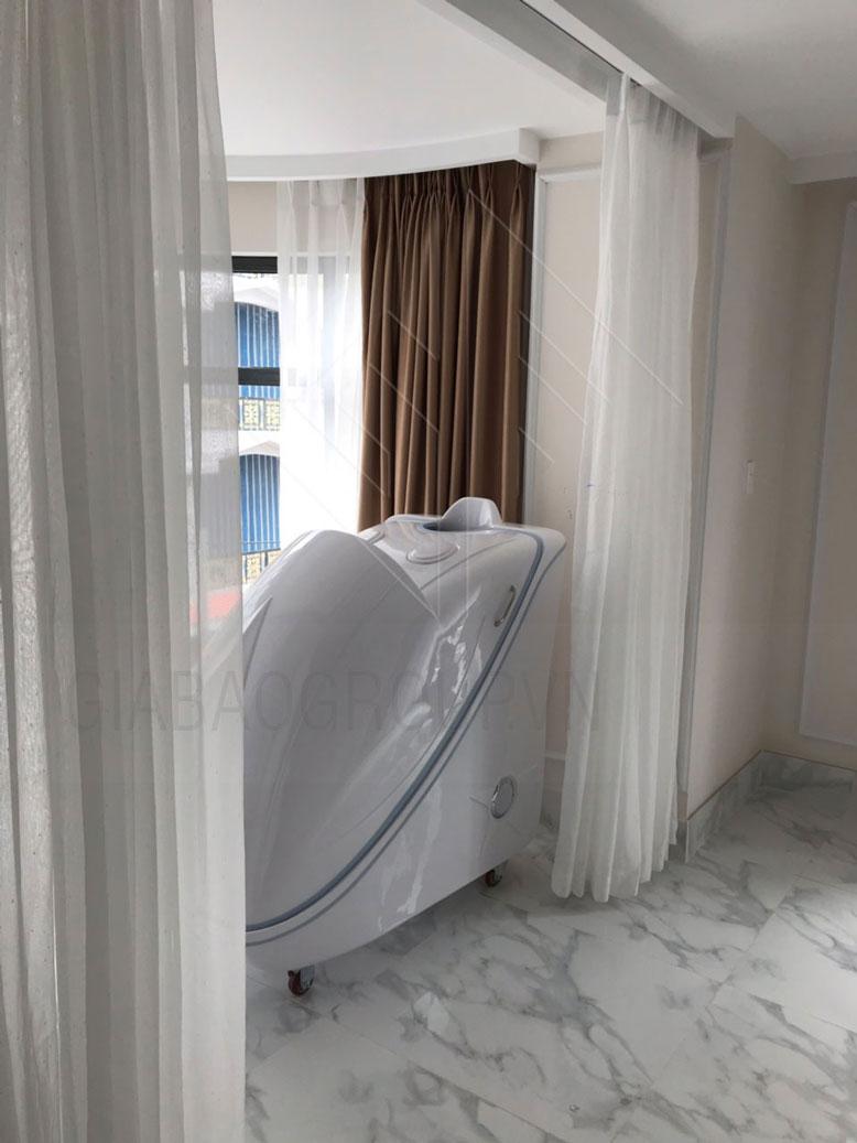 Thiết kế nội thất phòng spa