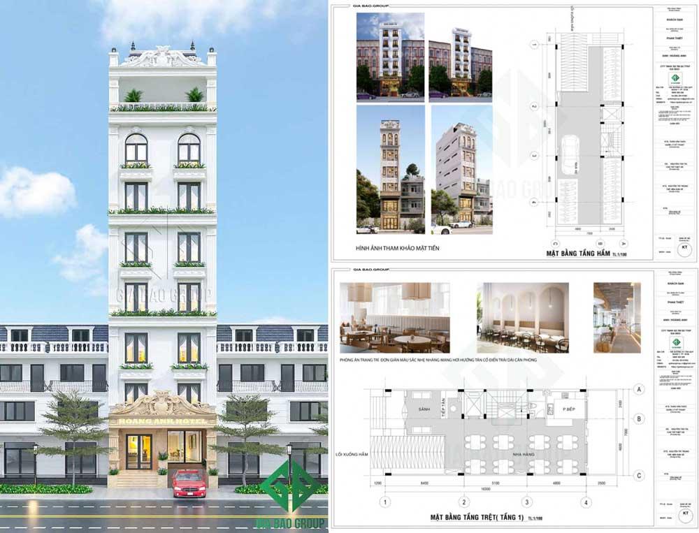 Ngắm mẫu thiết kế khách sạn sang trọng và ấn tượng nhất 2020