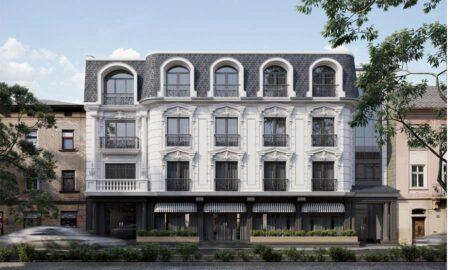 Thiết kế khách sạn chuyên nghiệp đa dạng phong cách tại Gia Bảo Group