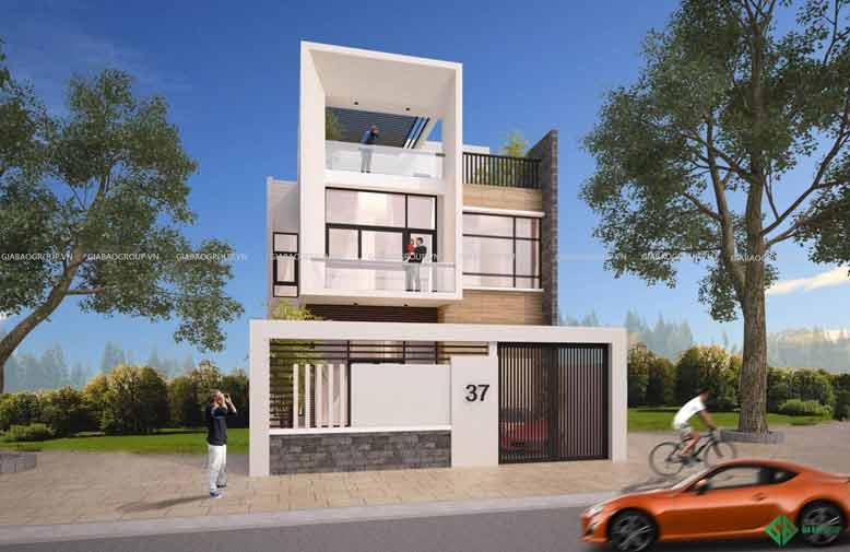 Thiết kế nội thất nhà biệt thự phong cách hiện đại