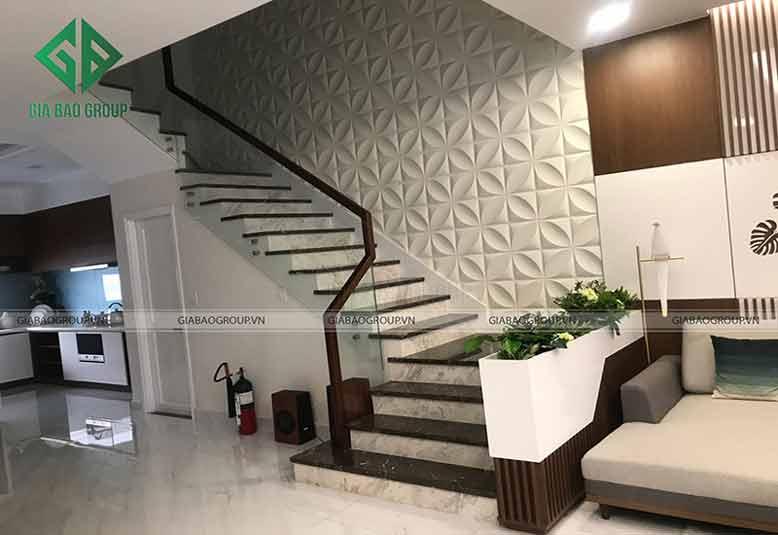 Thiết kế nội thất nhà liền kề cho phòng khách