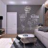 Thi công nội thất nhà phố phong cách hiện đại, tinh tế tại Bạc Liêu