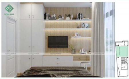 Mẫu thiết kế nội thất nhà phố đẹp, chi phí hợp lý tại Gò Vấp