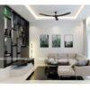 Thiết kế nội thất nhà phố 3 tầng hiện đại đẹp tại Long An
