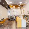 Thiết kế nội thất văn phòng chứng khoán VNDIRECT tươi trẻ, hiện đại