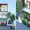 Thiết kế và thi công nhà phố 3 tầng hiện đại đẹp mê mẩn tại Long An
