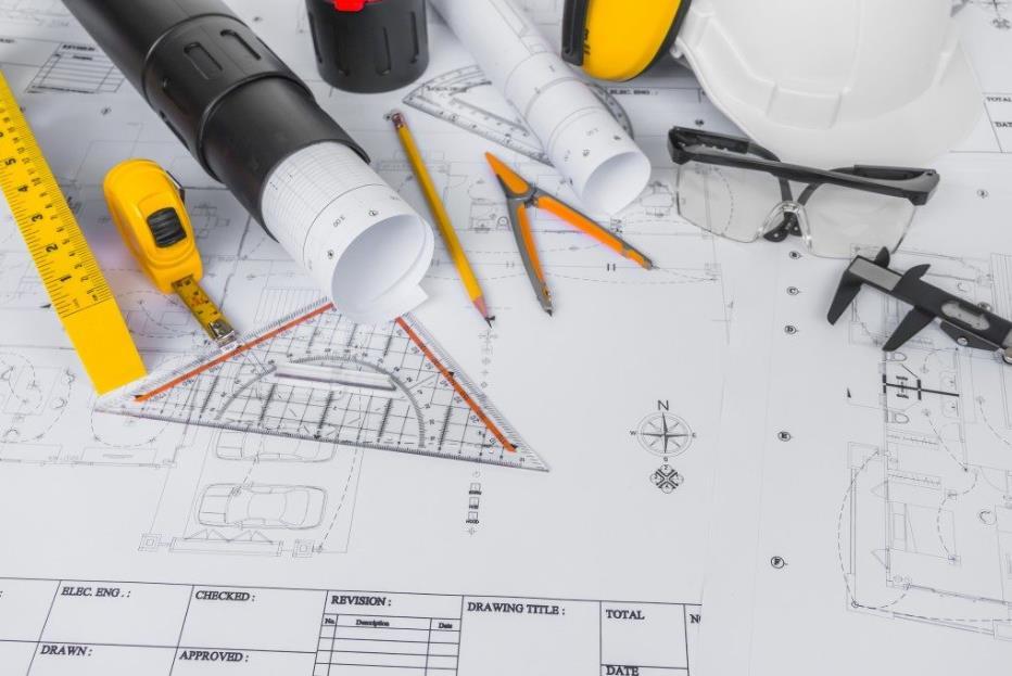 Bản vẽ kiến trúc được thiết kế cần tuân thủ theo những nguyên tắc nghiêm ngặt để đảm bảo an toàn cùng yếu tố chất lượng cho công trình