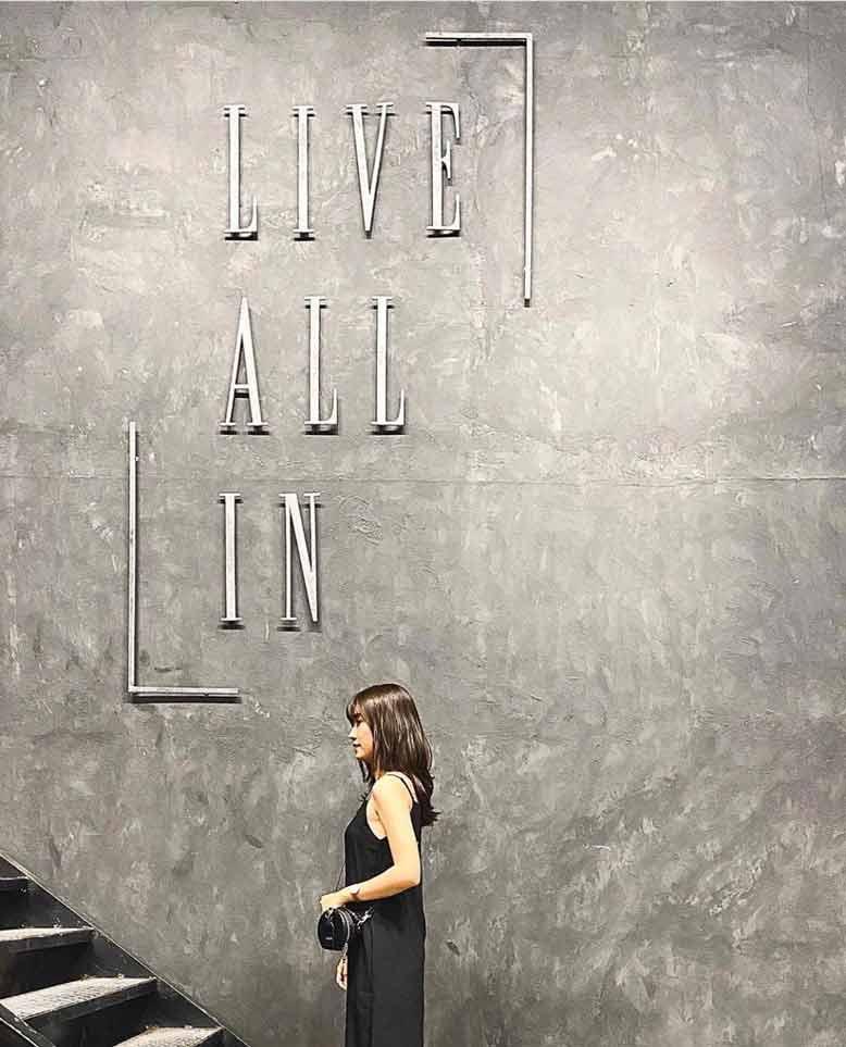 Công trình thiết kế và thi công nội thất quán cafe Ollin quận 2 vô cùng ấn tượng