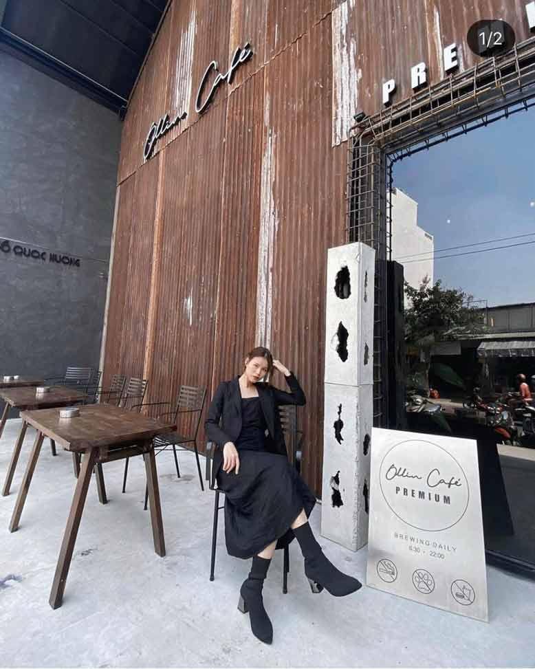 Style đậm chất cùng bộ sưu tập hình ảnh thi công nội thất trọn gói quán cafe Ollin