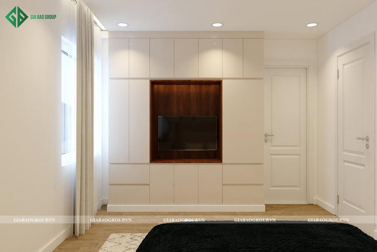 Thiết kế phòng cho nhà 2 tầng mang lại cảm giác thoải mái