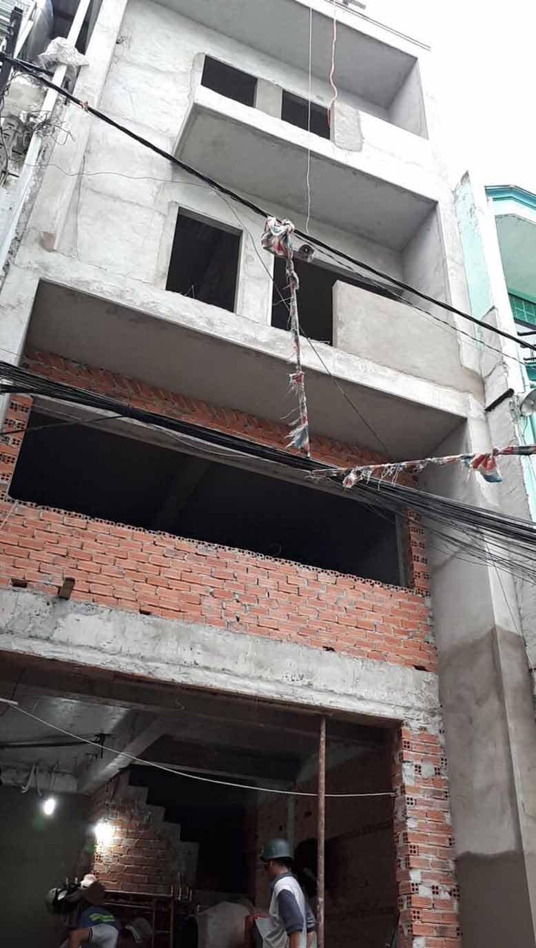 Mọi công đoạn thi công nhà phố diện tích nhỏ phải được hoàn thiện chỉnh chu trước khi bàn giao lại cho gia chủ