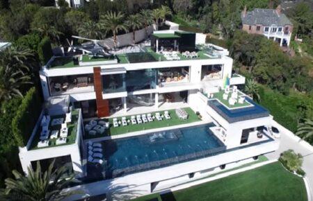 Chiêm ngưỡng top 5 mẫu thiết kế biệt thự đẹp nhất thế giới hiện nay