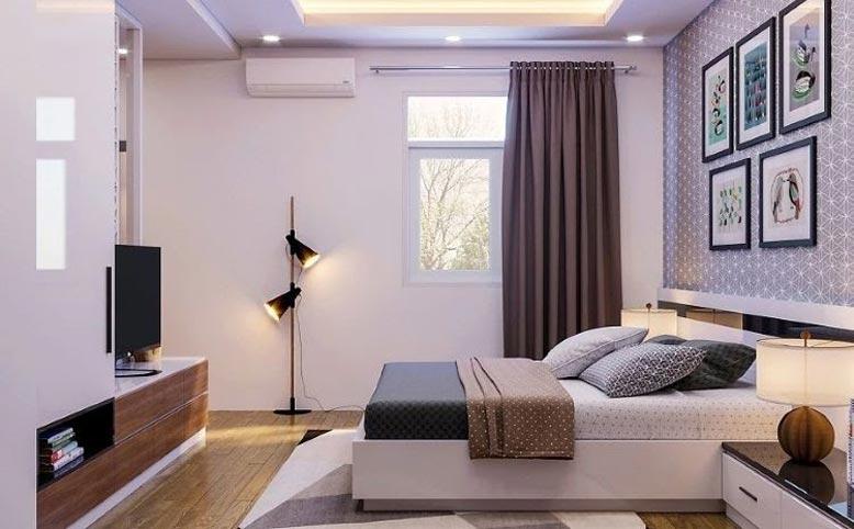 Mách bạn mẫu nội thất phòng ngủ hiện đại
