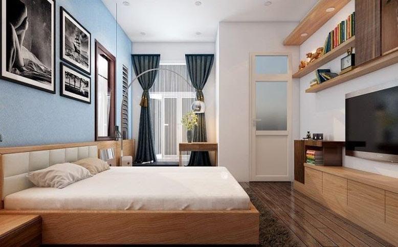 Nội thất phòng ngủ hiện đại ấn tượng