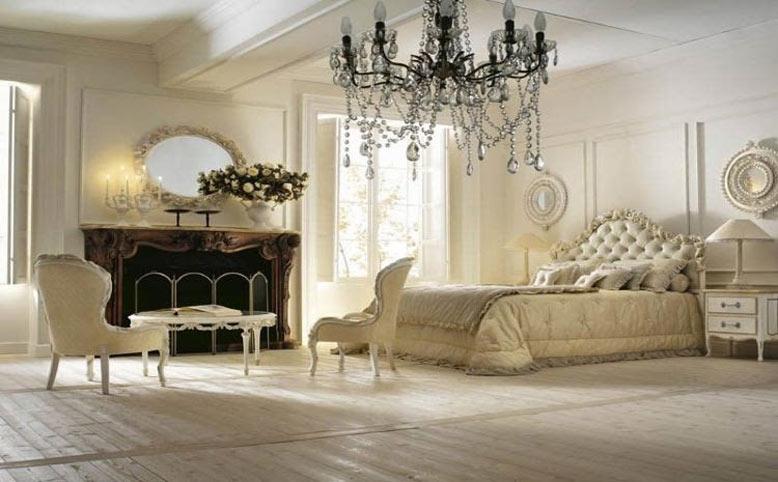 Nội thất phòng ngủ hiện đại cho những chủ nhân yêu sự hoài cổ