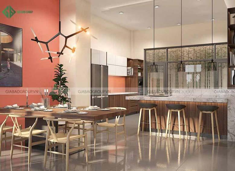 báo giá thiết kế nội thất chất lượng