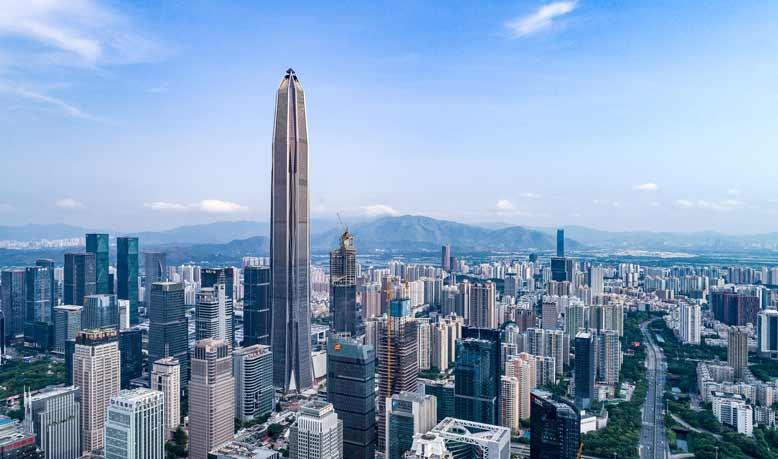 Cùng ngắm kiến trúc của 5 tòa nhà chọc trời cao nhất thế giới