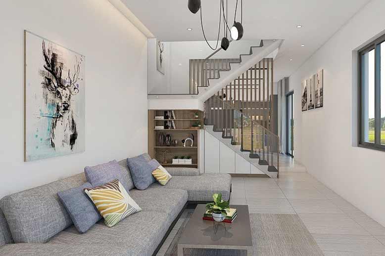 Thiết kế nội thất phải có điểm nhấn độc đáo