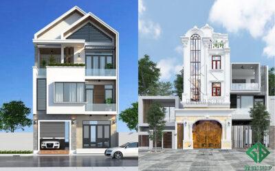 Tuyển tập mẫu nhà phố đẹp, sang trọng nhất năm 2020