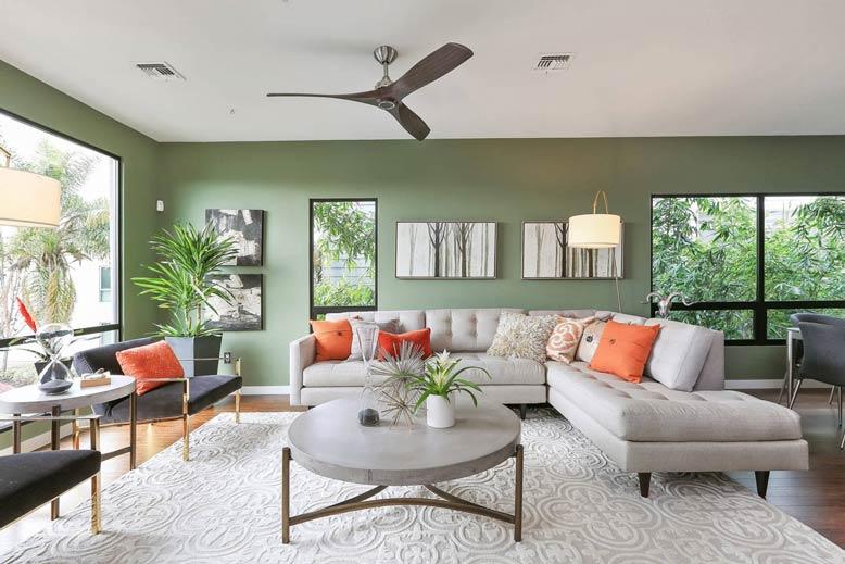 Gợi ý mệnh hỏa hợp màu gì cho những ai muốn thiết kế nhà