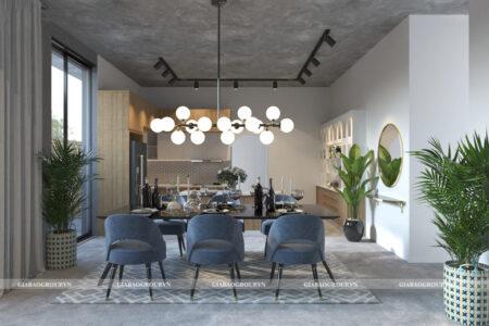 Những mẫu thiết kế nội thất bếp đẹp, hài hoà và sáng tạo cho các gia đình Việt