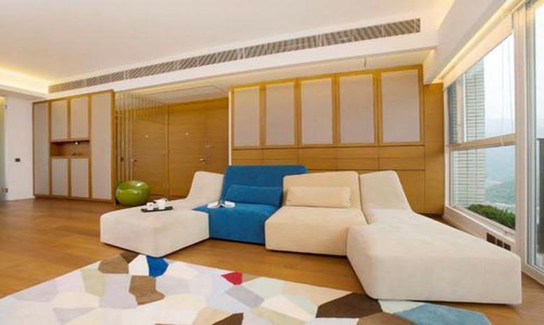Nội thất kiểu Hàn cho chung cư với gam màu trung tính