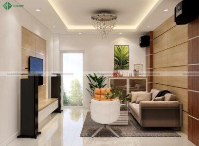 Những mẫu thiết kế nội thất phòng khách hiện đại ấn tượng, đẹp hút mắt