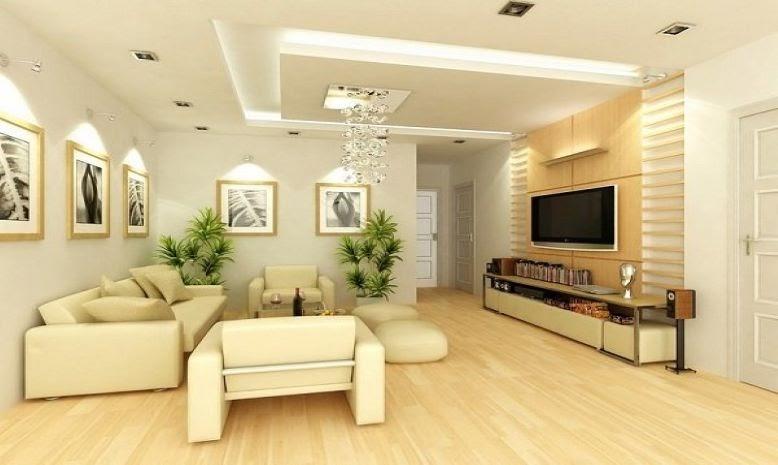 Phối cảnh nội thất kiểu hàn