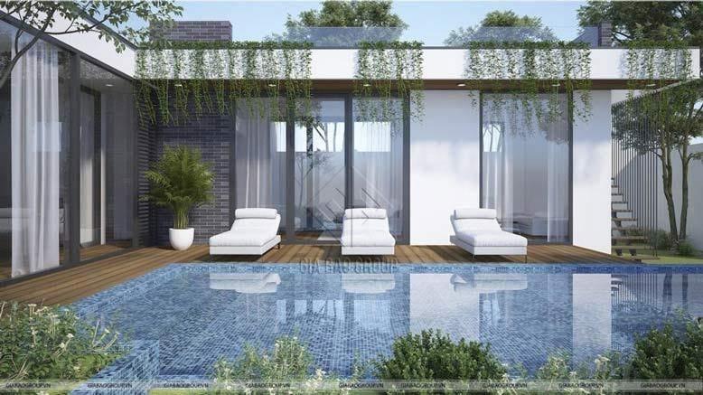 Một mẫu thiết kế thi công khách sạn được nhiều chủ đầu tư chọn lựa