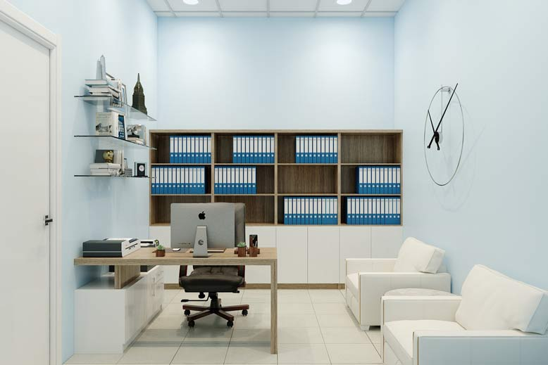Quy trình thi công nội thất văn phòng chuyên nghiệp