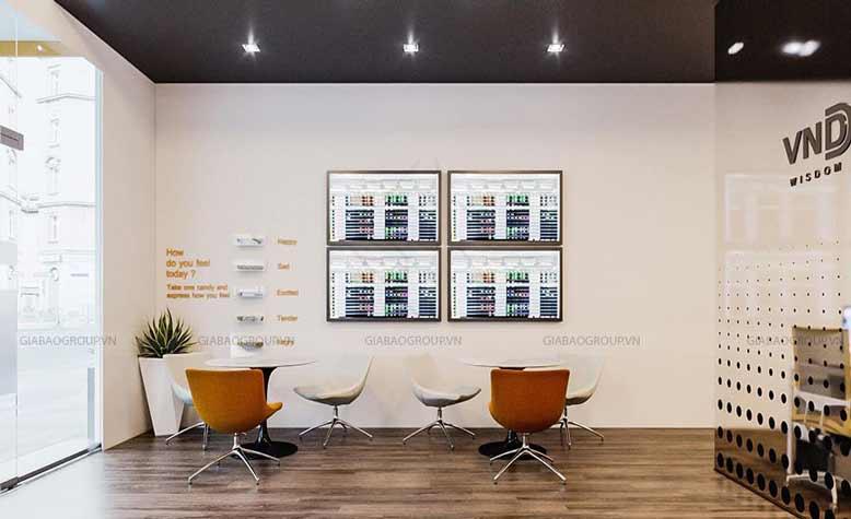 Thiết kế và thi công nội thất văn phòng từ các KTS đầy kinh nghiệm