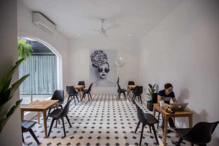 Thi công nội thất quán cafe chuyên nghiệp và uy tín tại TPHCM
