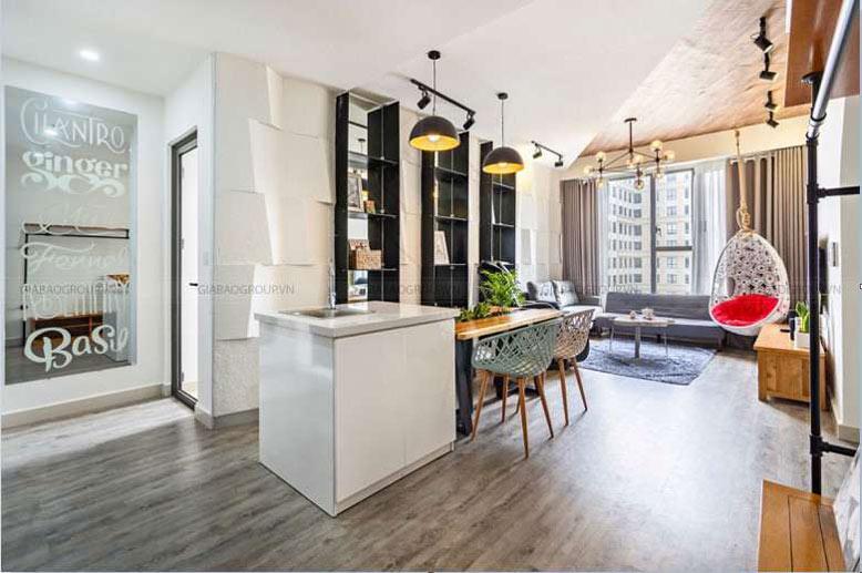 Thiết kế nội thất sao cho thuận lợi trong các hoạt động sinh hoạt thường ngày