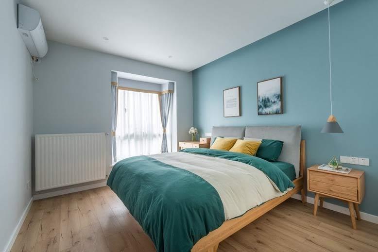 Thiết kế nội thất căn hộ chung cư phong cách trẻ trung hiện đại