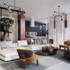 Những mẫu thiết kế nội thất căn hộ chung cư đẹp mĩ mãn