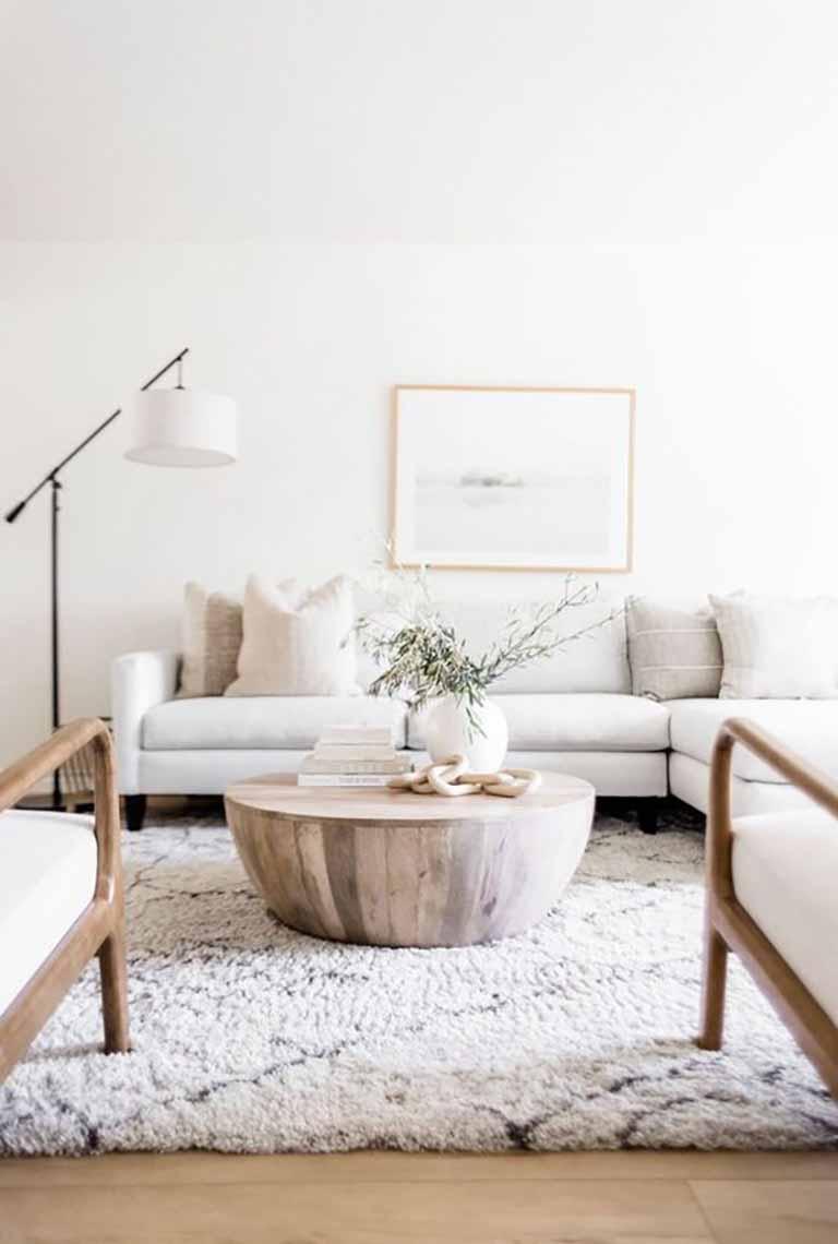 Trang trí nội thất phòng khách căn hộ chung cư