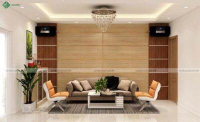 Những ý tưởng trang trí nội thất phòng khách cho chung cư độc đáo nhất năm 2021