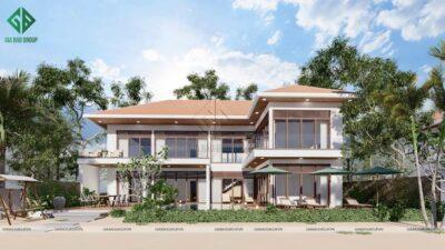 Thiết kế biệt thự biển hiện đại, siêu sang cho những gia chủ đẳng cấp tại Phú Quốc